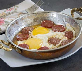 Kahvaltı Keyfiniz İçin Eşsiz Bİr Tarif!